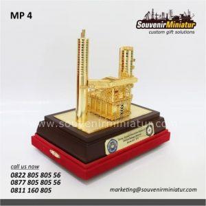 souvenir miniatur murah dan detail